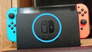 switchのベストポジション