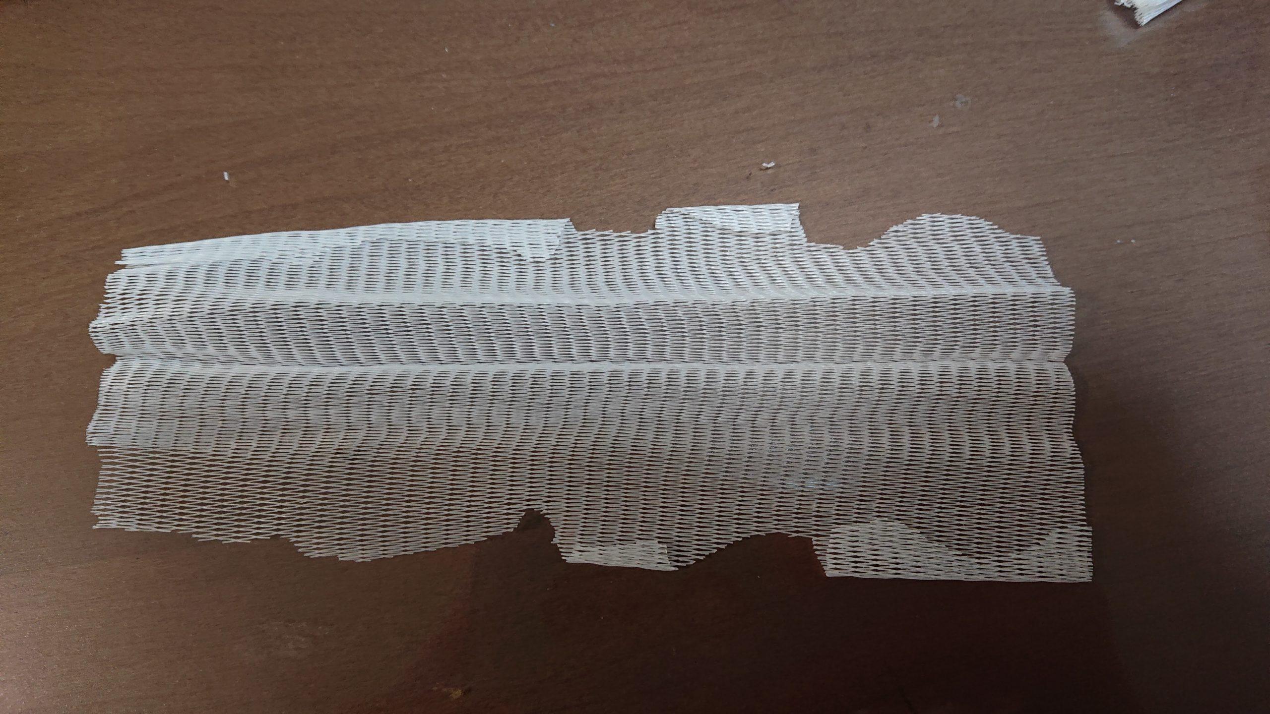 四角形の水切りネット