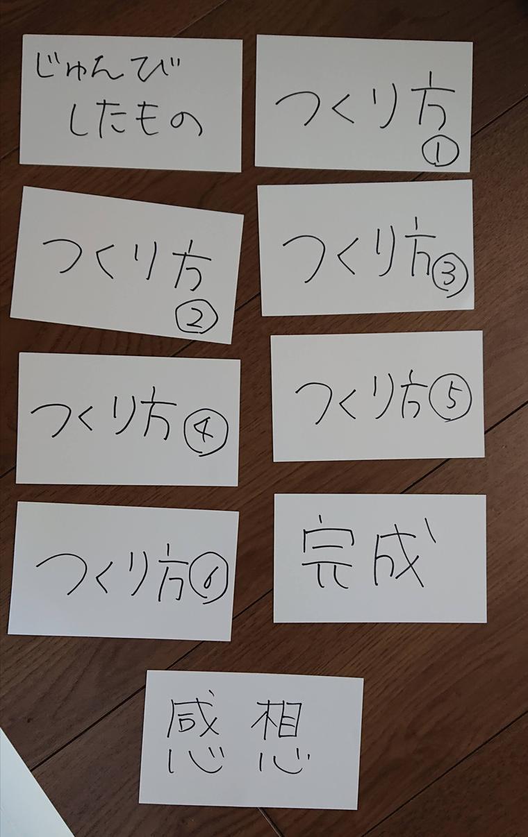 料理模造紙説明文2